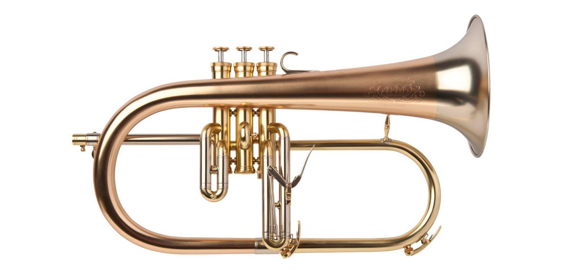 Fulton Brass - Adams - Flugelhorn
