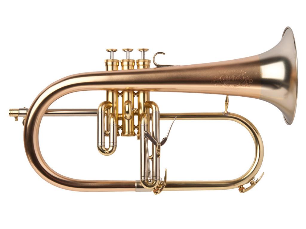 Fultone Brass - Adams - Flugelhorns - F1 Flugelhorn