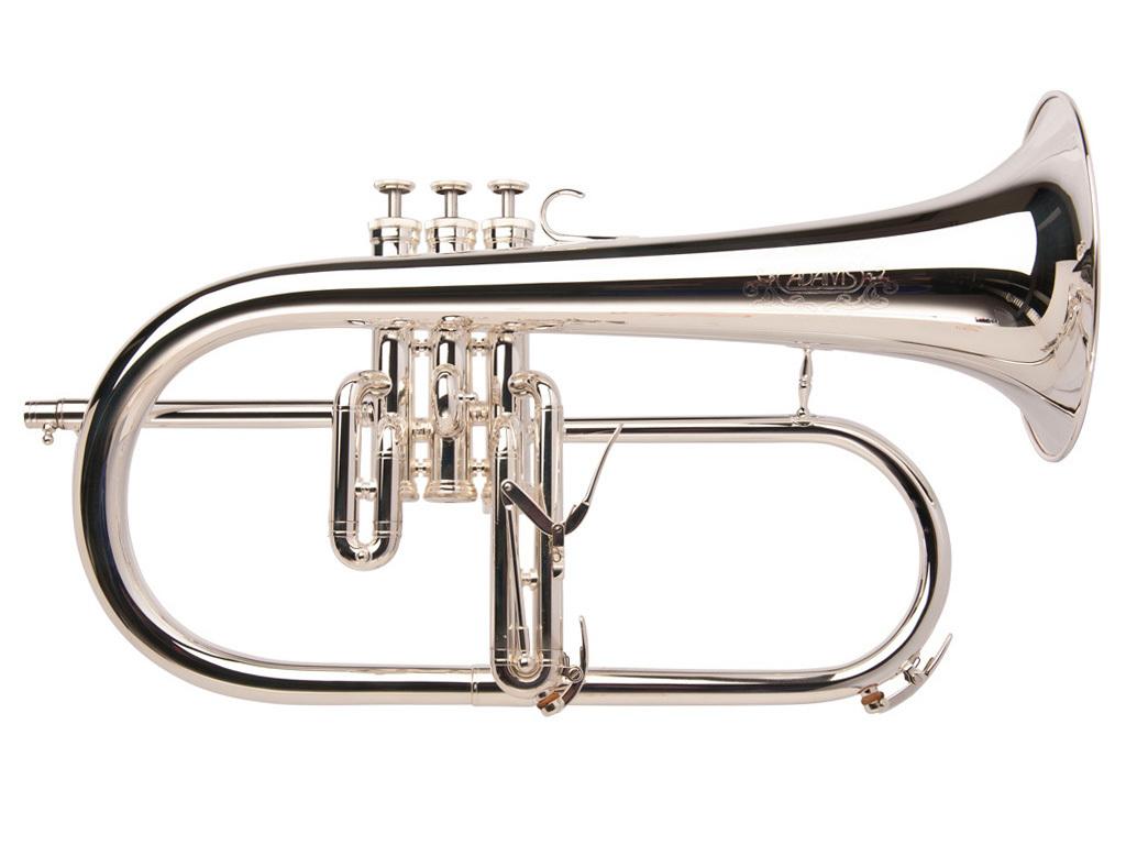 Fultone Brass - Adams - Flugelhorns - F3 Flugelhorn