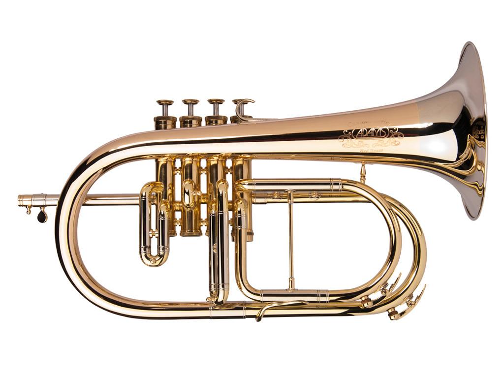 Fultone Brass - Adams - Flugelhorns - F4 Flugelhorn