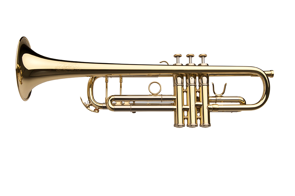 Fultone Brass - Adams Trumpet - The new A2 Trumpet (clear lacquer)