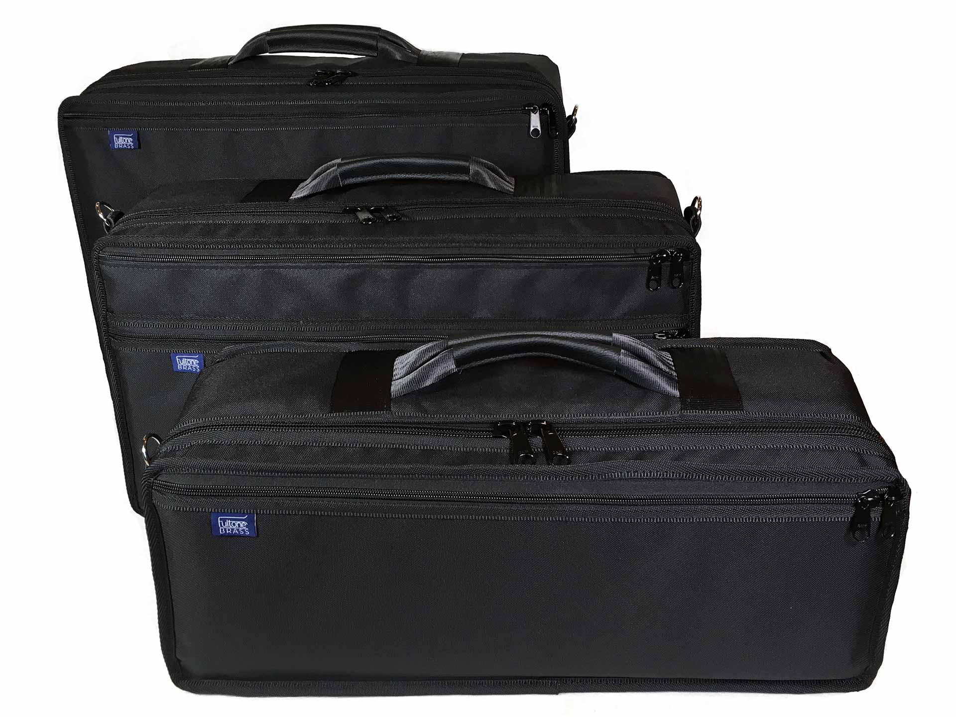 Fultone Brass - Ft Trumpet Case Series - Ft DOUBLE - Ft TRIPLE - Ft QUAD