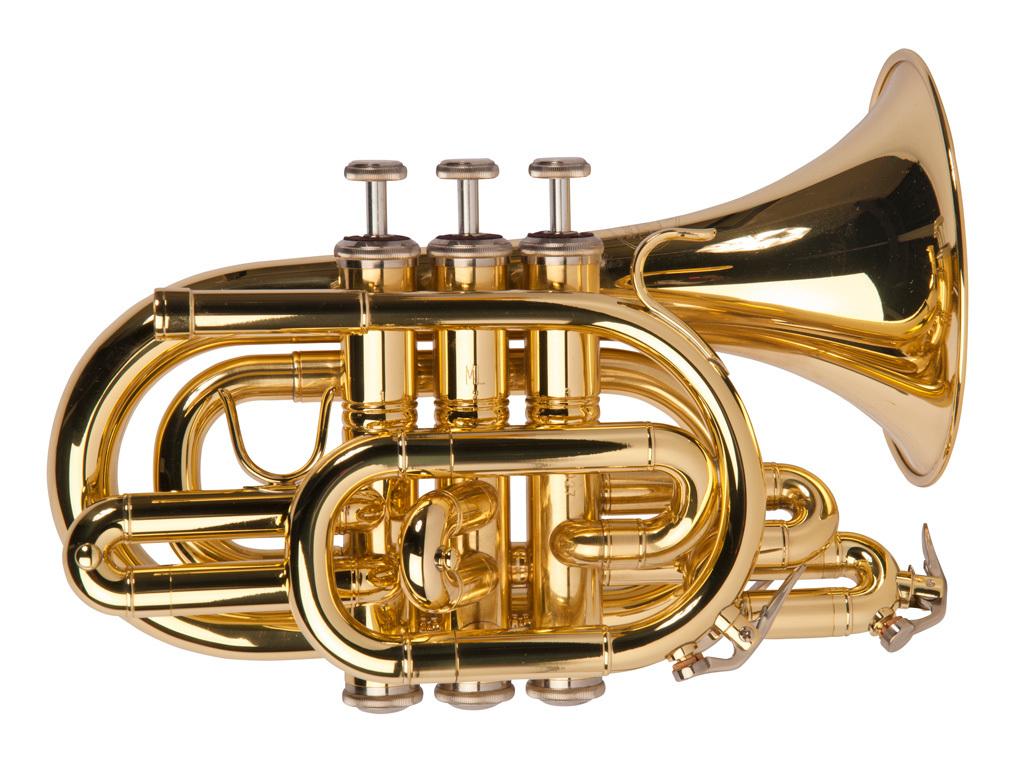Fultone Brass - Manchester Brass - GB Pocket Trumpet